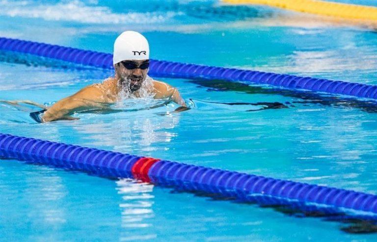 شرایط وکلاس بندی شنای معلولان