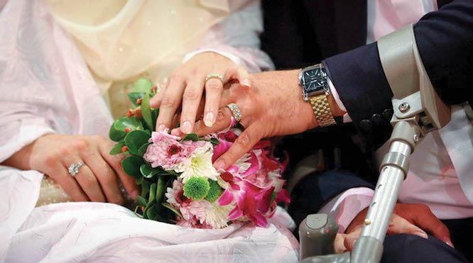 آیا معلولین می توانند ازدواج کنند؟