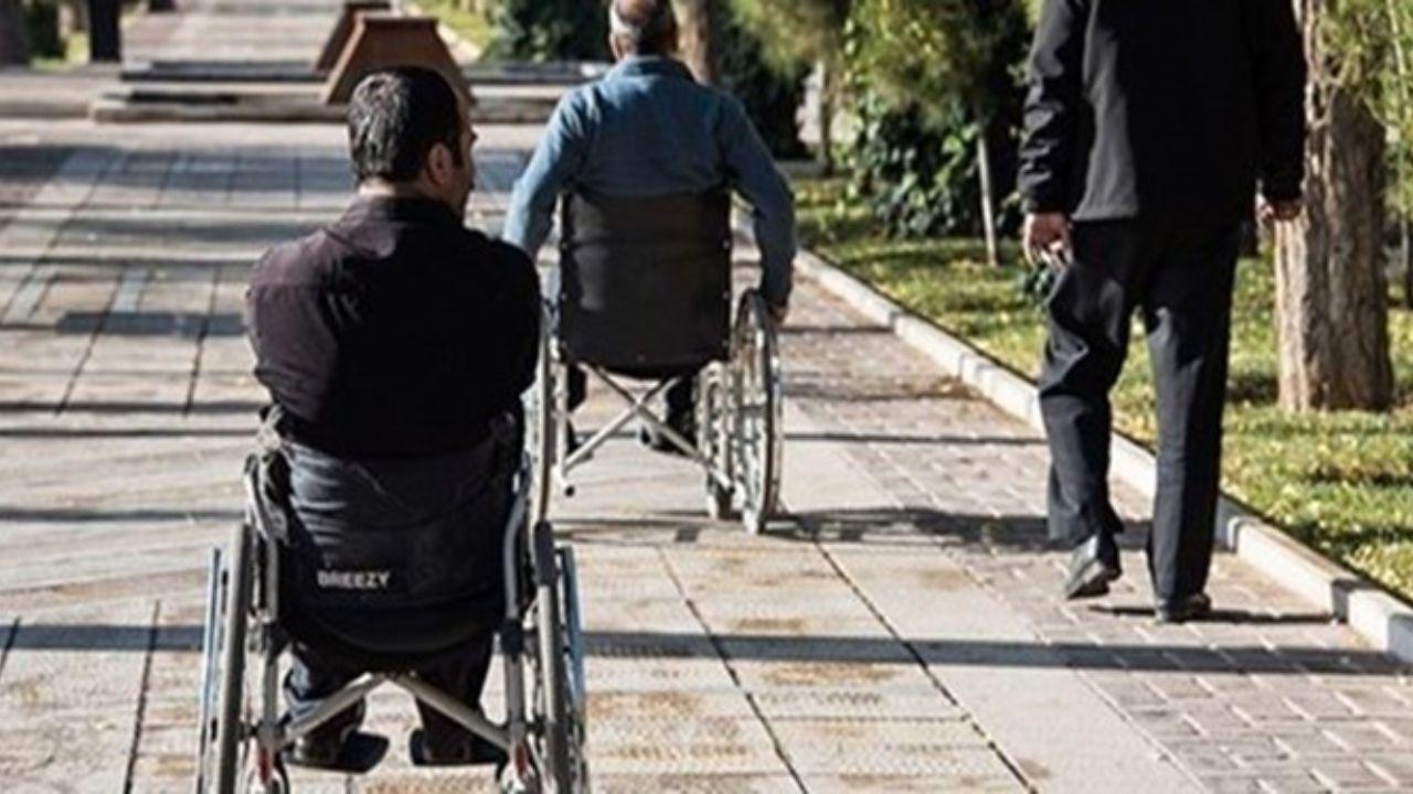تفاوت زندگی معلولان با زندگی فرد سالم