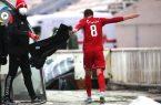 تصمیم انضباطی منصوریان/ سعید مهری در اختیار باشگاه قرار گرفت