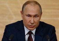پوتین: فوراً به استقرار موشکهای ناتو در مرز روسیه پاسخ داده شود