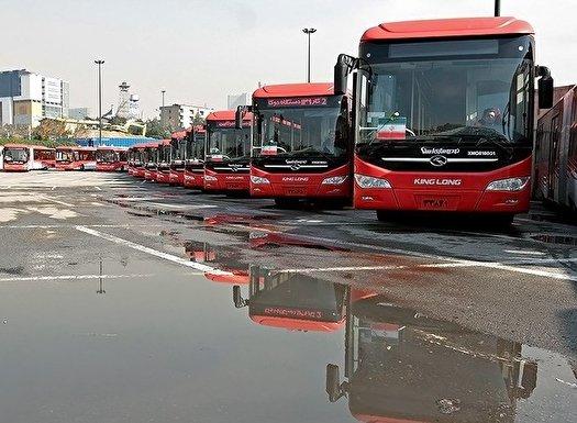 خدمات رسانی ۱۴۱ دستگاه اتوبوس و وَن ویژه به جانبازان و معلولان پایتخت