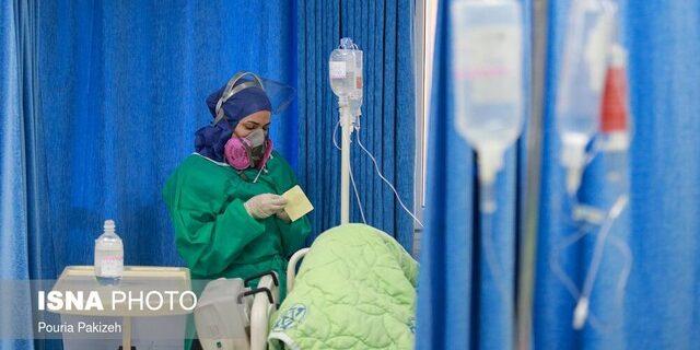 ۷۹ فوتی جدید کرونا در کشور/ ۴۰۳۸ تن در وضعیت شدید بیماری
