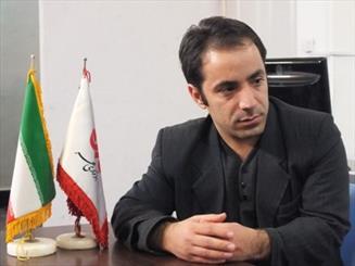 علی مشایخی فعال در زمینه کارآفرینی و اشتغال معلولین