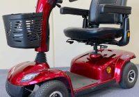 اسکوتر حرکتی معلولین چیست؟