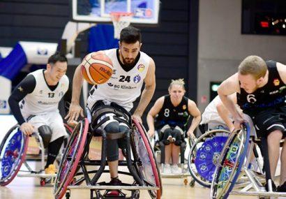 بسکتبال با ویلچر به عنوان ورزش ویژه معلولین