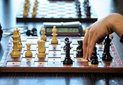آموزش شطرنج نابینایان